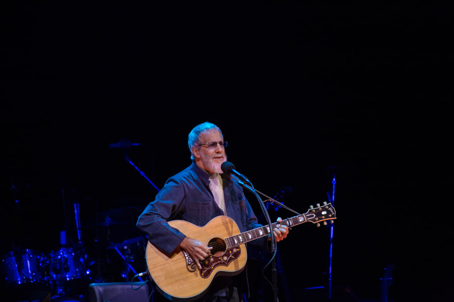 Cat Stevens concert in São Paulo by Paulo Lopes on 500px