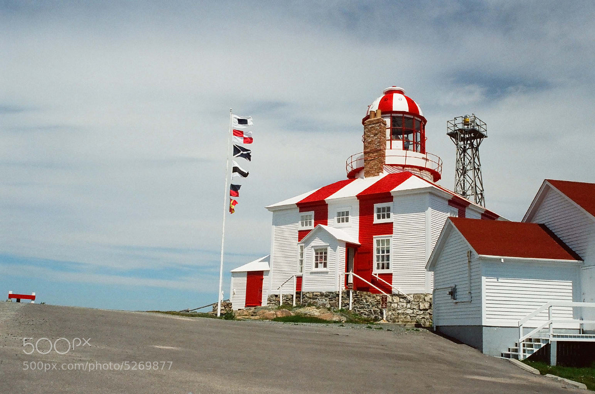 Photograph Bonavista Lighthouse, NL by Cheryl McGregor on 500px