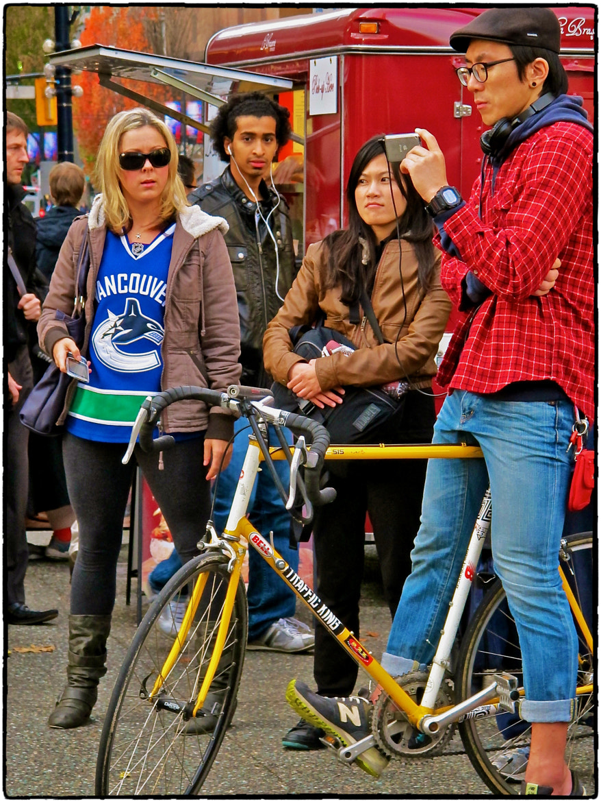 Photograph Vancouver Streets by Kenneth r Rowley on 500px