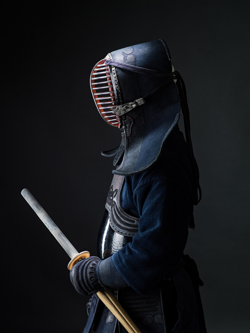 Photograph Mastering Kendo by John Magas on 500px