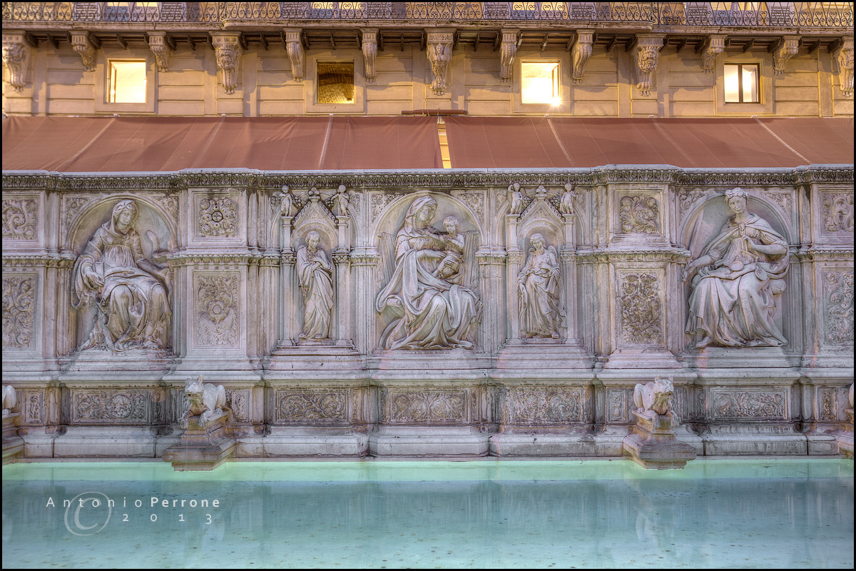 Photograph Fonte Gaia by Antonio Perrone on 500px