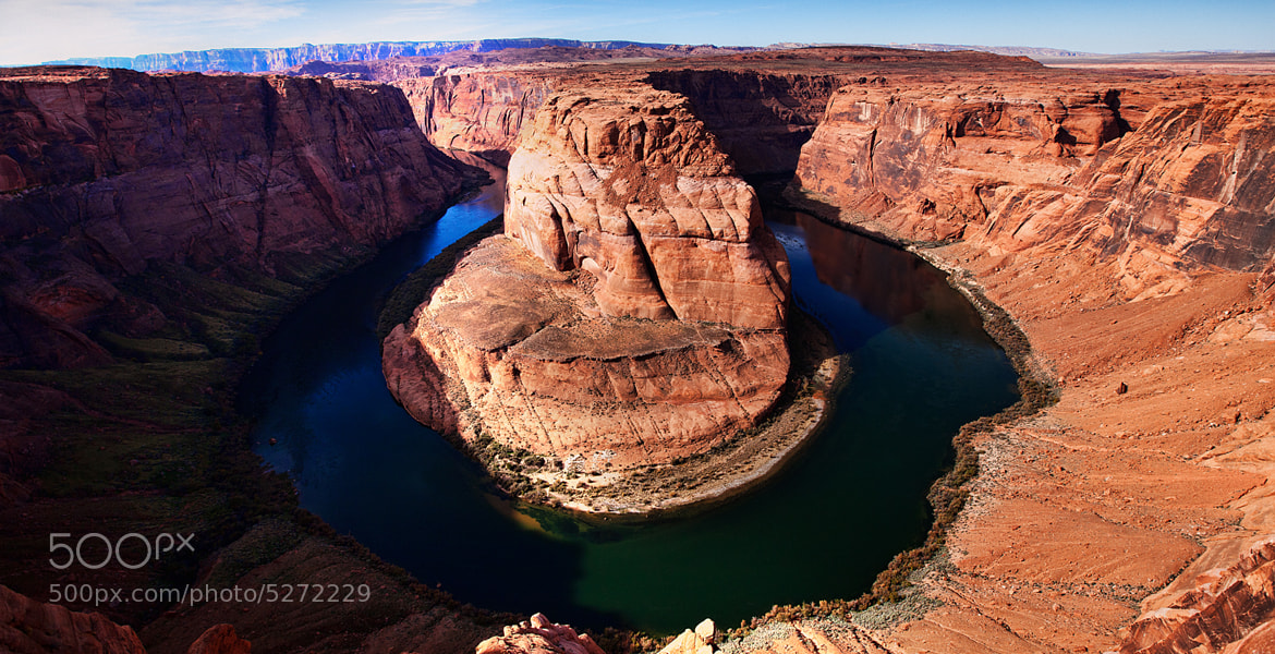Photograph Horse Shoe Bend by Robert Jewett on 500px