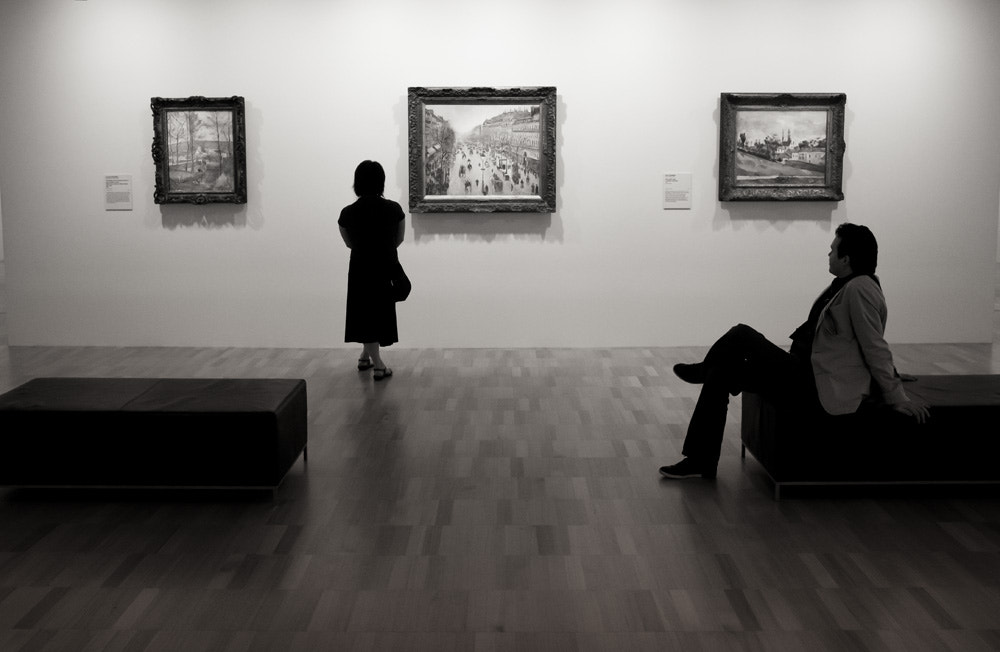 Photograph Art Lovers by Ross Holmberg on 500px