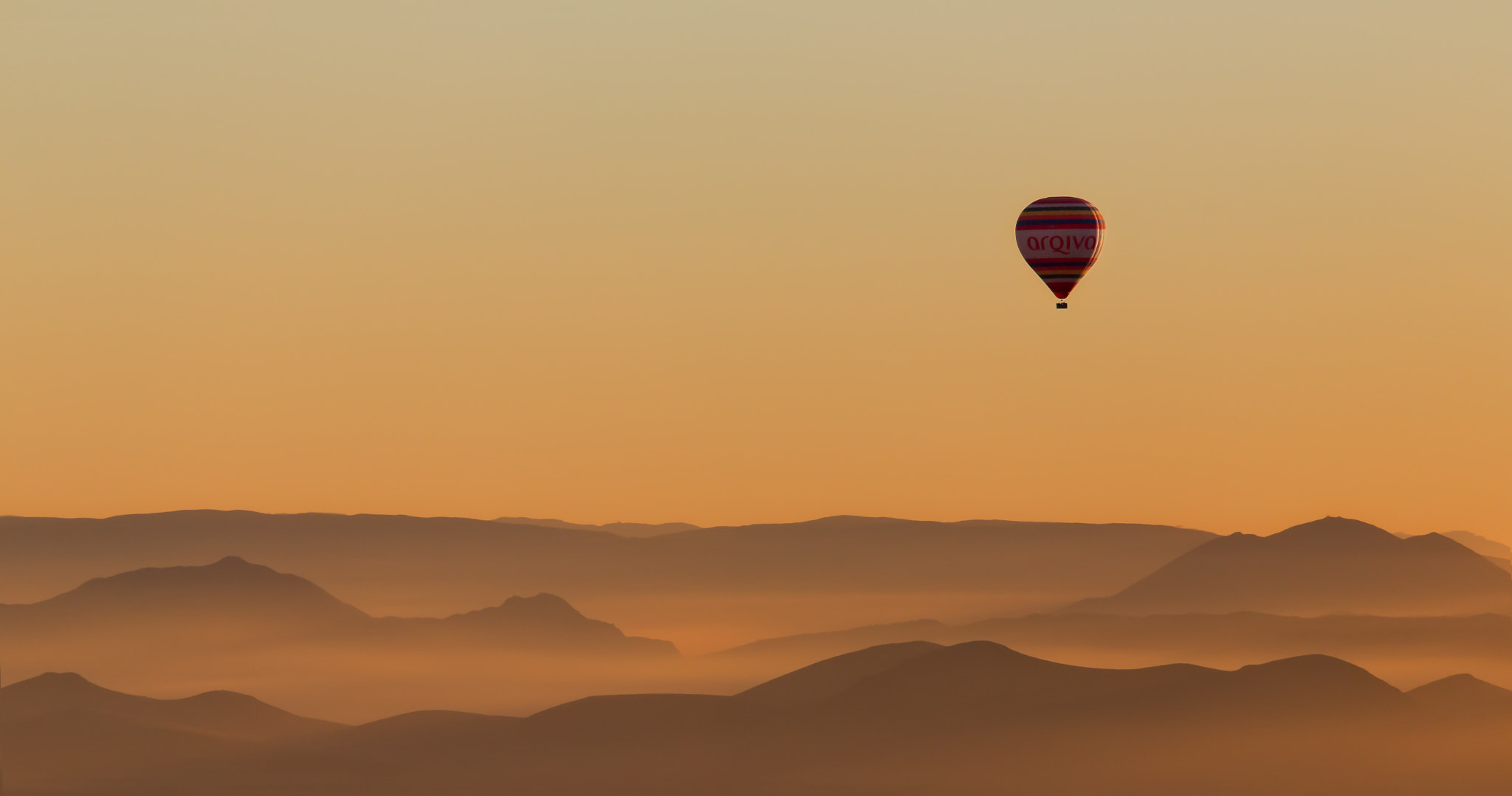 Photograph Balloon Flight IV by Daniel Hannabuss on 500px