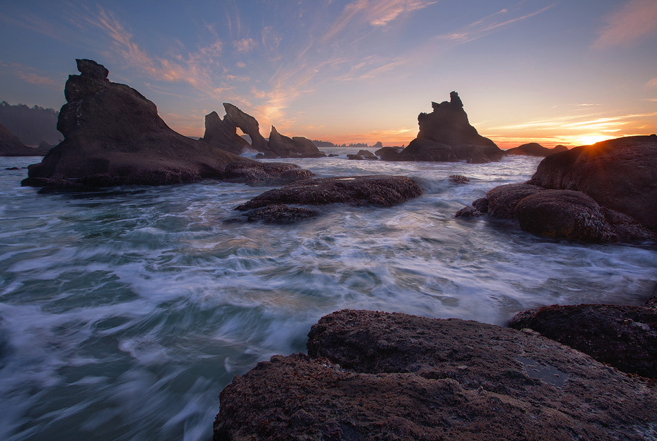 Photograph Stacked Ocean by Trevor Anderson on 500px