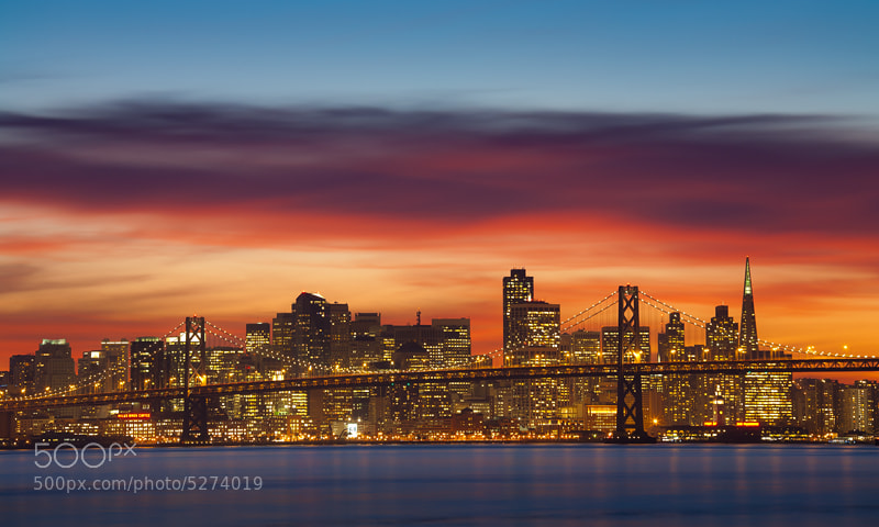 Photograph San Francisco by Lukas Wenger on 500px