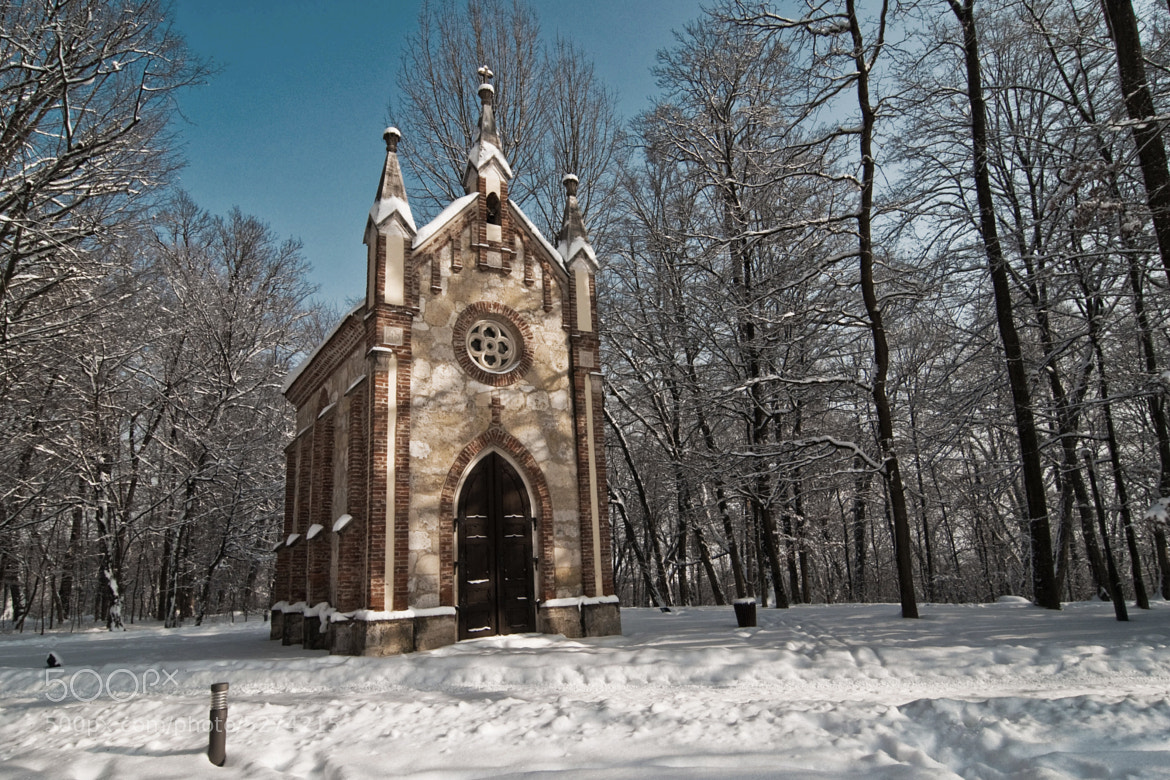 Photograph Chapel of St. Joseph (05) by Vlado Ferencic on 500px