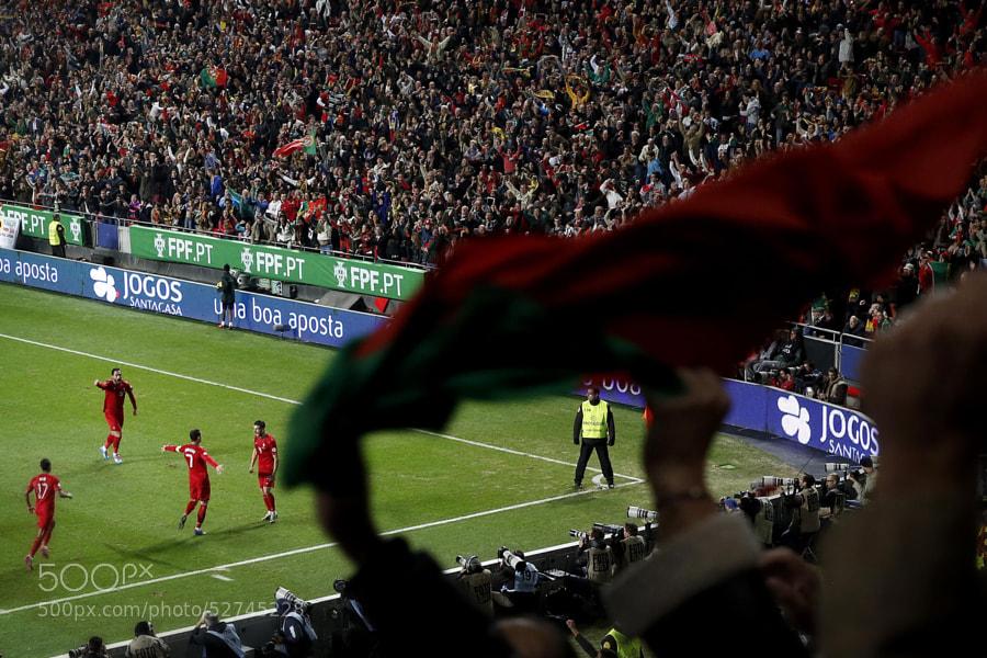 Portugal vs Suécia, play-off de acesso ao Mundial`2014