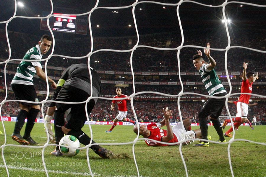 Benfica vs Sporting, taça de Portugal 2013/14