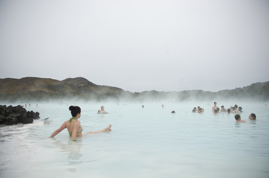 Blue Lagoon, Iceland by Laura Stanley on 500px.com
