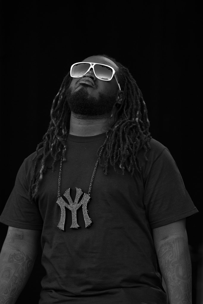 Photograph T-Pain by Dom Charles on 500px