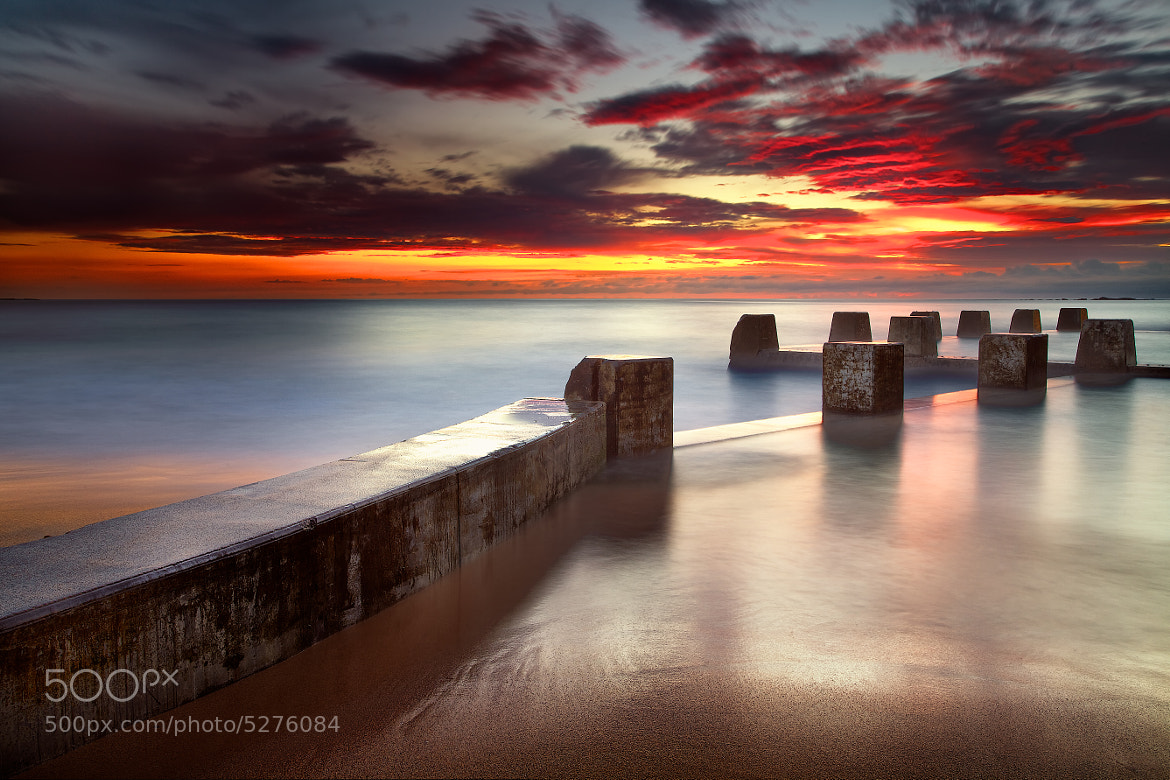 Photograph Burning Skies by Noval Nugraha on 500px