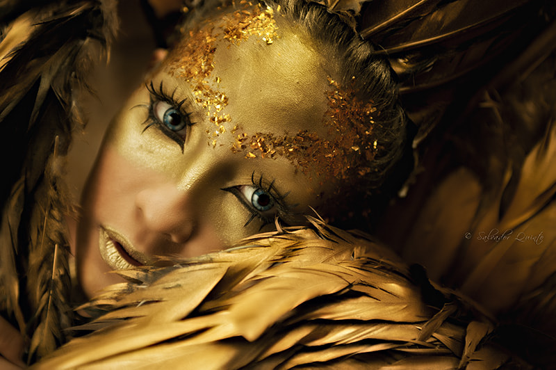 Photograph Gold by Salvador Quinto on 500px