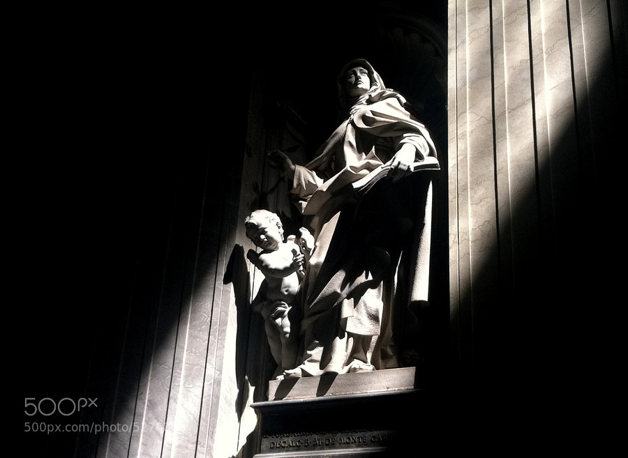 Photograph In St Paul`s Cathedral by Alex Ovshtein on 500px