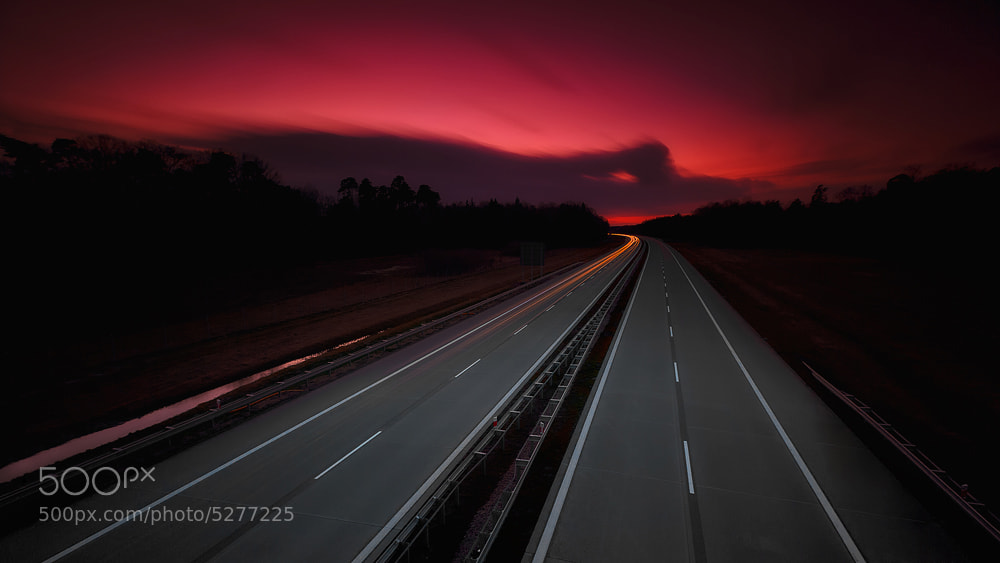 Photograph Highway to Hell by Carl Franz on 500px