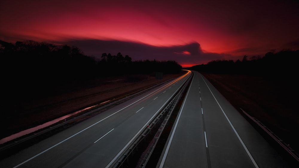 Photograph Highway to Hell by Carl Photo on 500px
