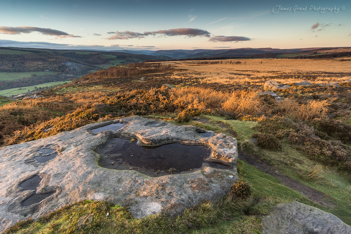Photograph Froggatt Edge by James Grant on 500px