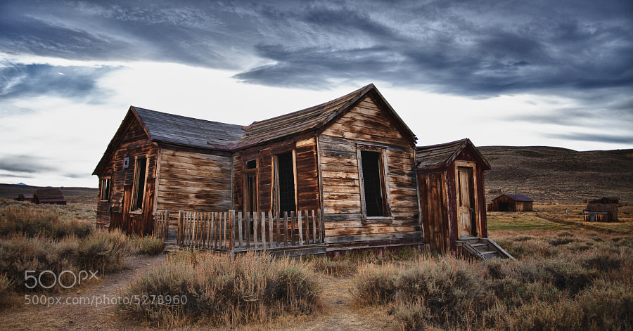 Photograph Bodi Homestead by Shane Lund on 500px