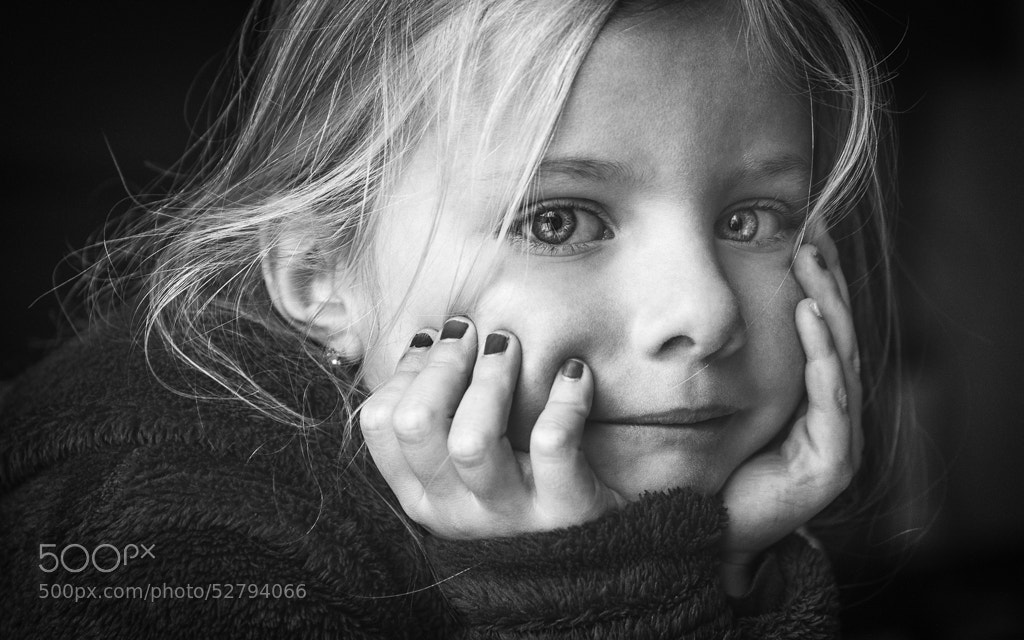 Photograph Childhood by Bastien HAJDUK on 500px