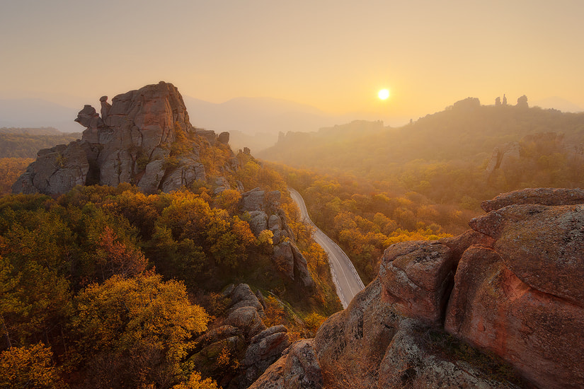Photograph Golden rays by Tihomir Mladenov on 500px