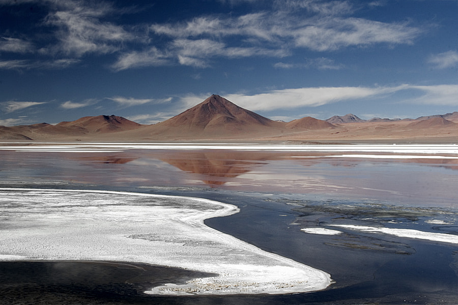 Photograph Laguna colorada by Ulrike Morlock-Fien on 500px
