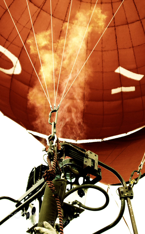 Photograph Hot Air Baloon by Sebastian  Vigil on 500px