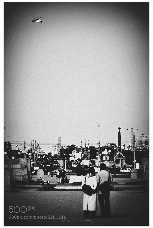 Photograph old spb by Anna Peklova on 500px