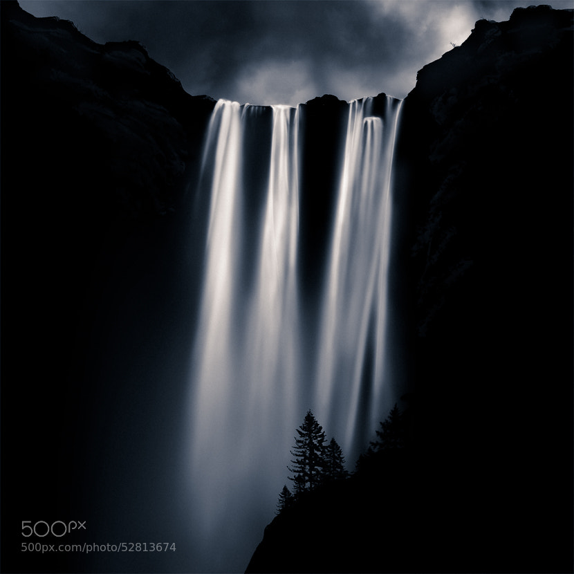 Photograph Waterfall by Victor G on 500px