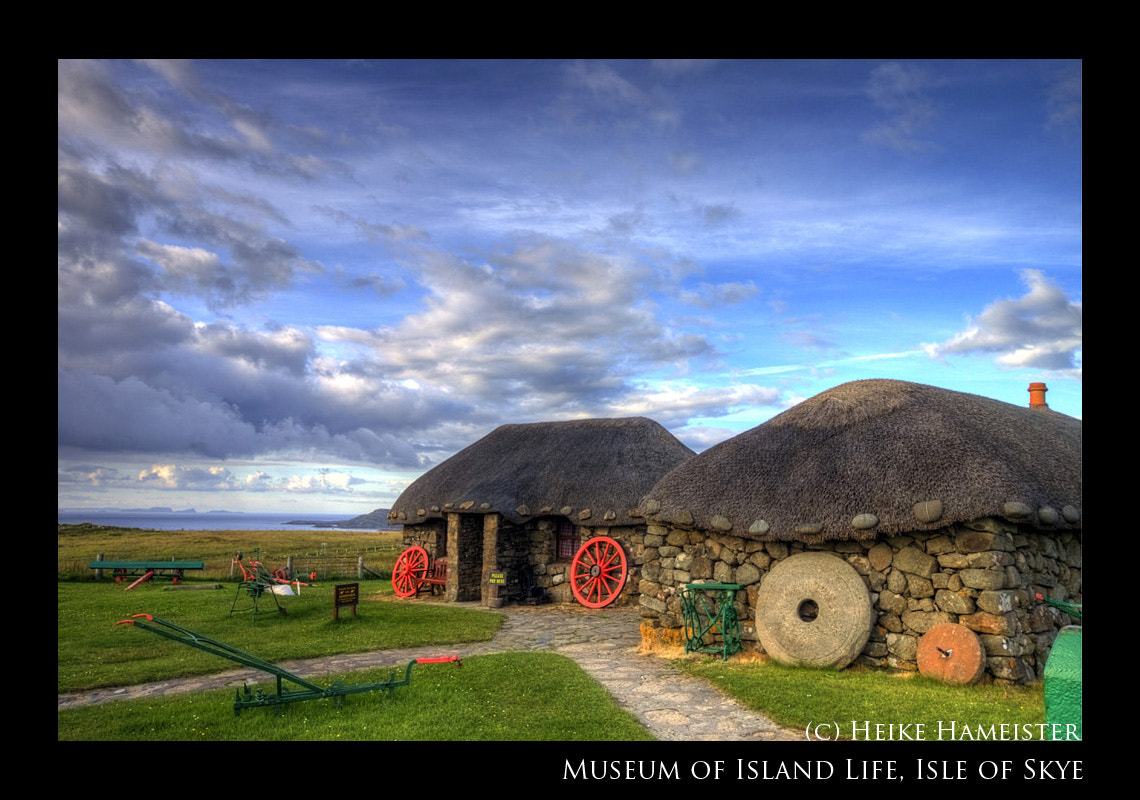 Photograph Museum of Island Life, Isle of Skye by Heike Hameister on 500px
