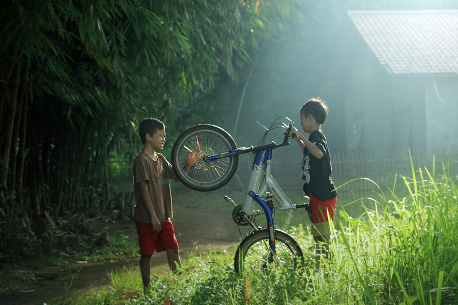 Photograph best friend by asit  on 500px