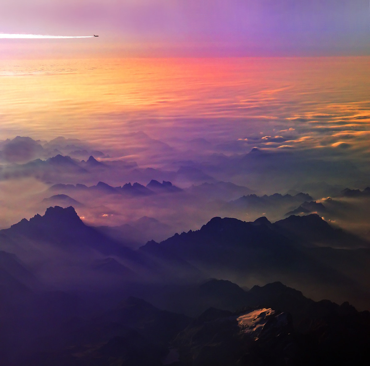 Photograph Flying to Somewere by Antonio Zarli on 500px