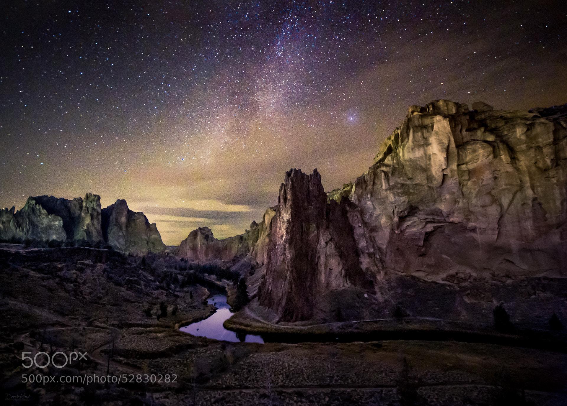 Photograph Starlit Wonder by Derek Kind on 500px