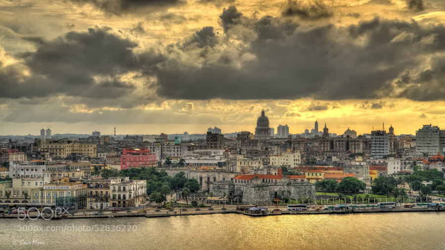 Photograph La Habana by Coco Moni on 500px