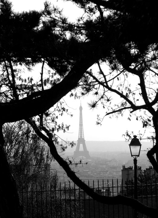 Photograph Eiffel Tower by Erlinda Goldie on 500px