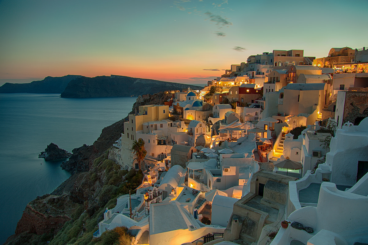 Photograph Memories from Oia by Nikola Totuhov on 500px