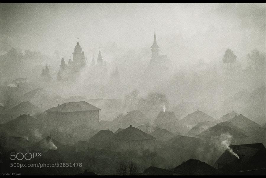 Photograph Misty by Vlad Eftenie on 500px