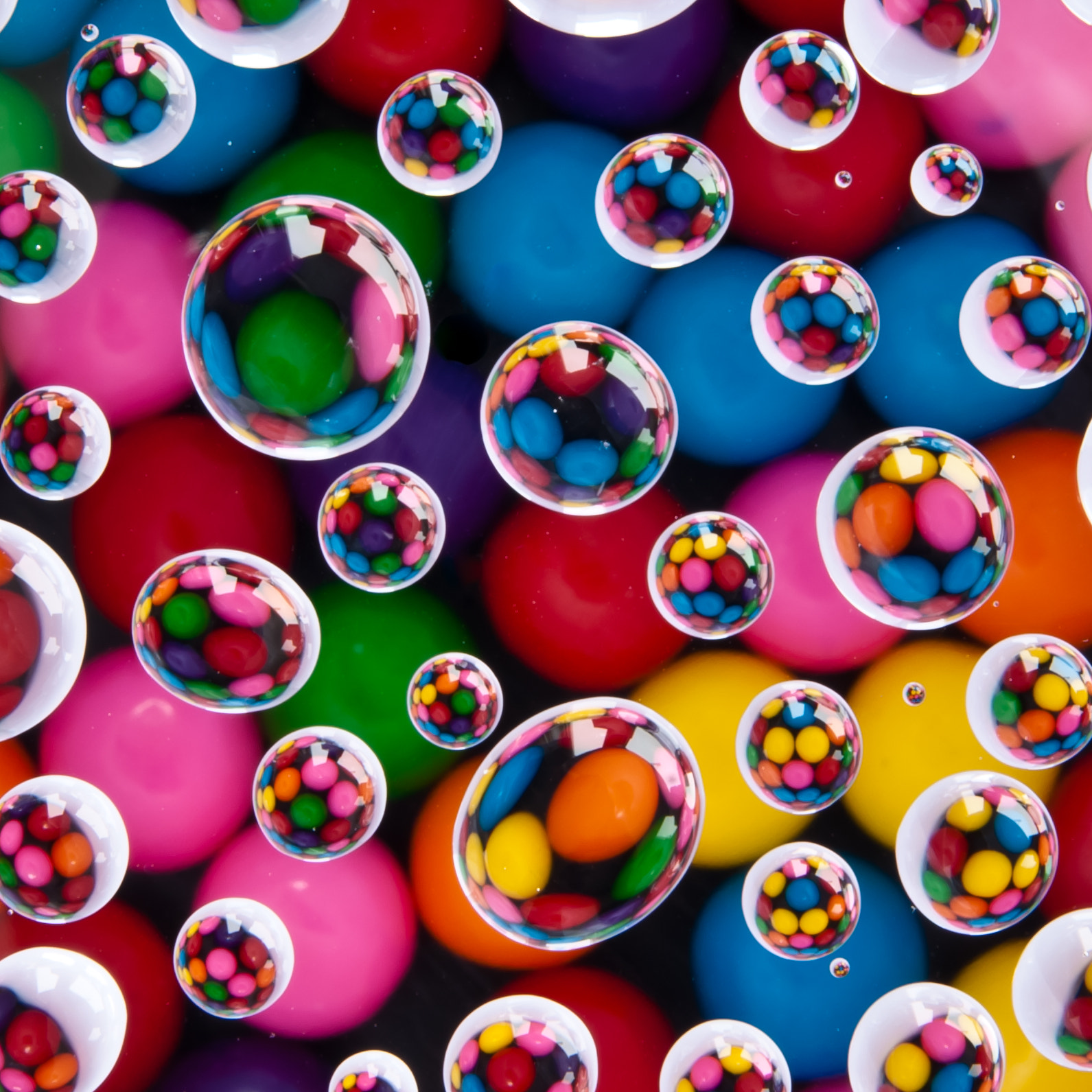 Photograph bubbles by Mark Hauch on 500px