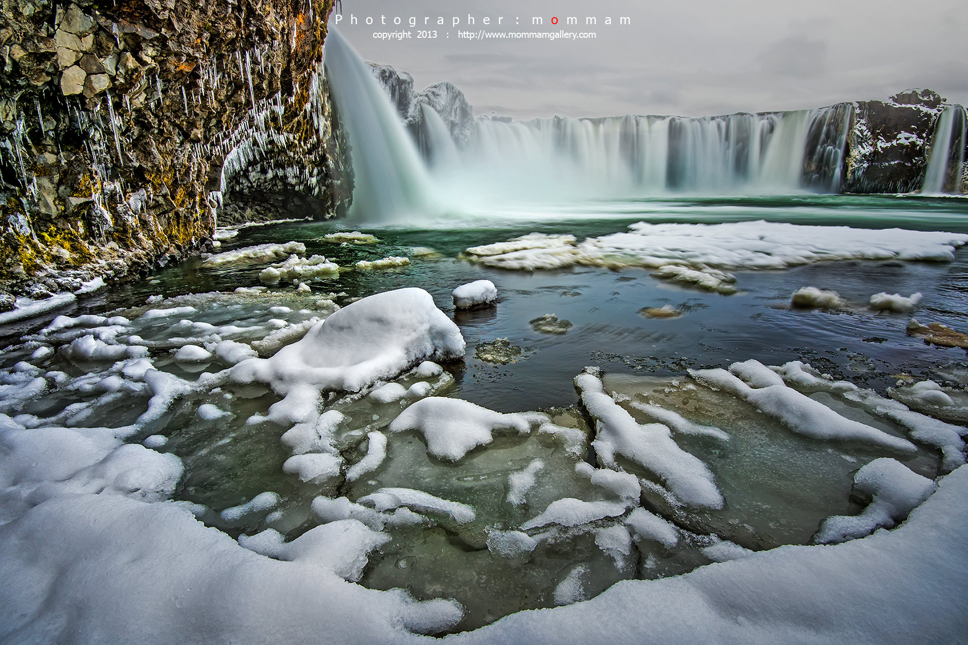 Photograph godafoss... by mommam 777 on 500px