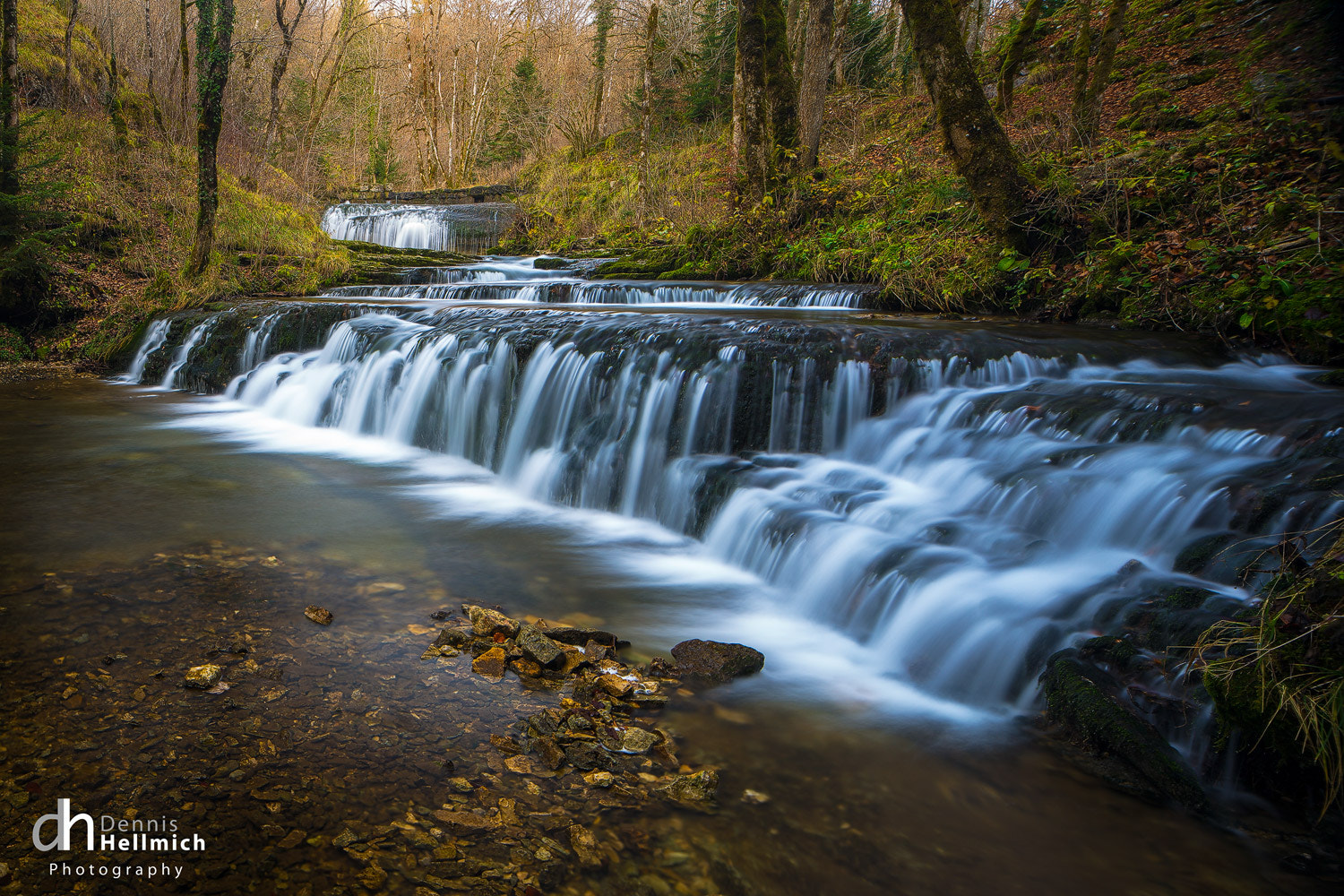 Photograph Cascades by Dennis Hellmich on 500px