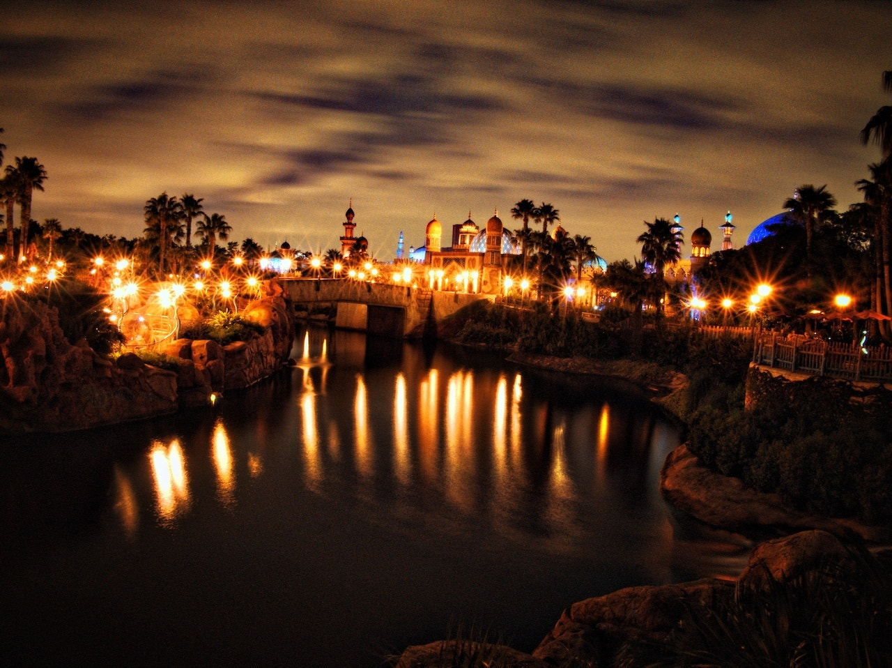 Photograph Tokyo Disney Sea by Richard Harrington on 500px