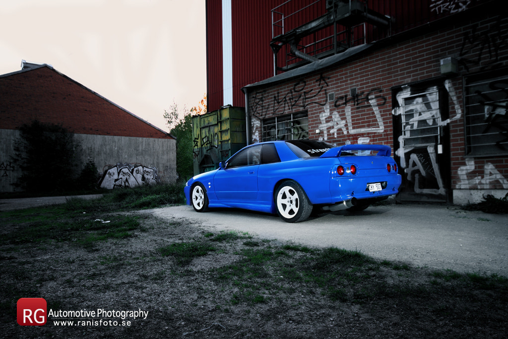 Photograph Skyline GT-R R32 by Rani  Giliana on 500px