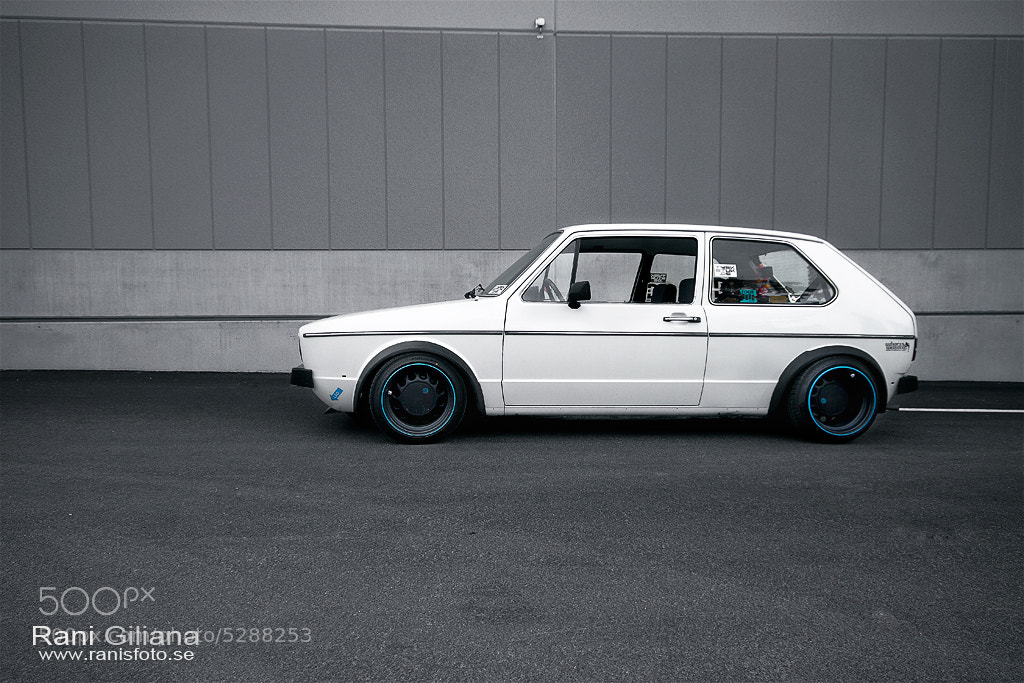 Photograph VW GOLF by Rani  Giliana on 500px