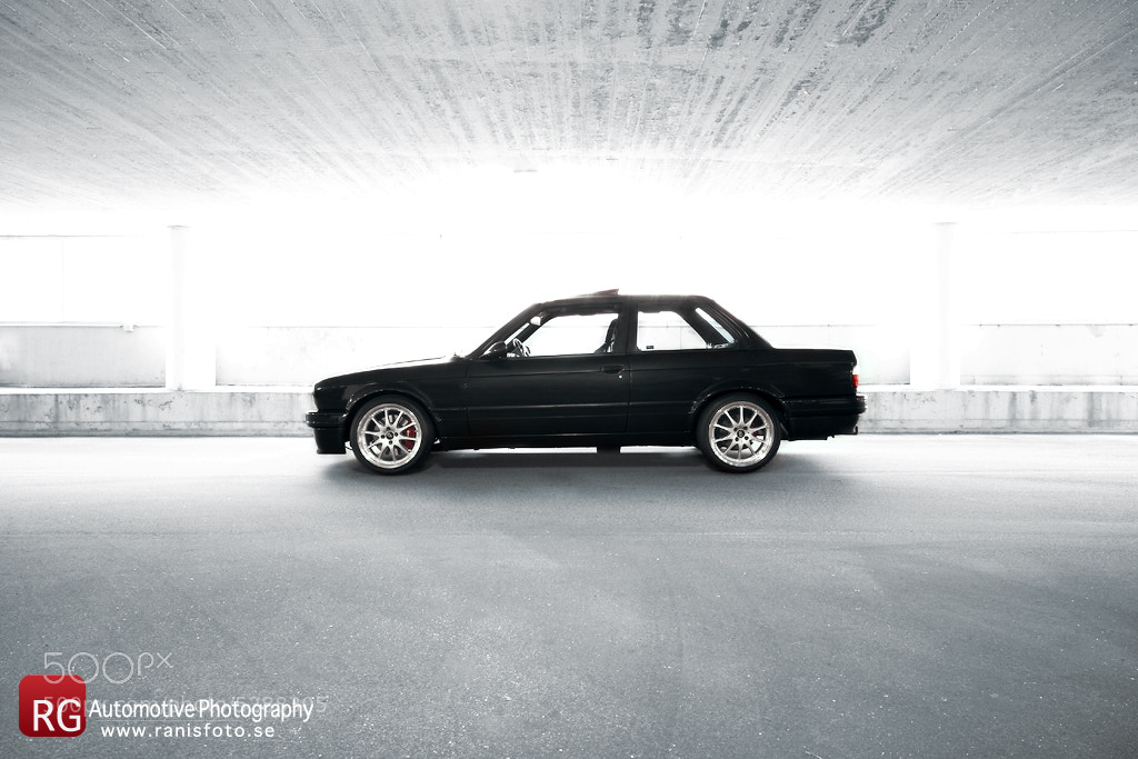Photograph BMW E30 Turbo by Rani  Giliana on 500px
