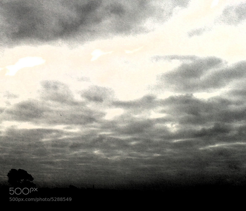 Photograph Dark skies by Alessandro Desantis on 500px