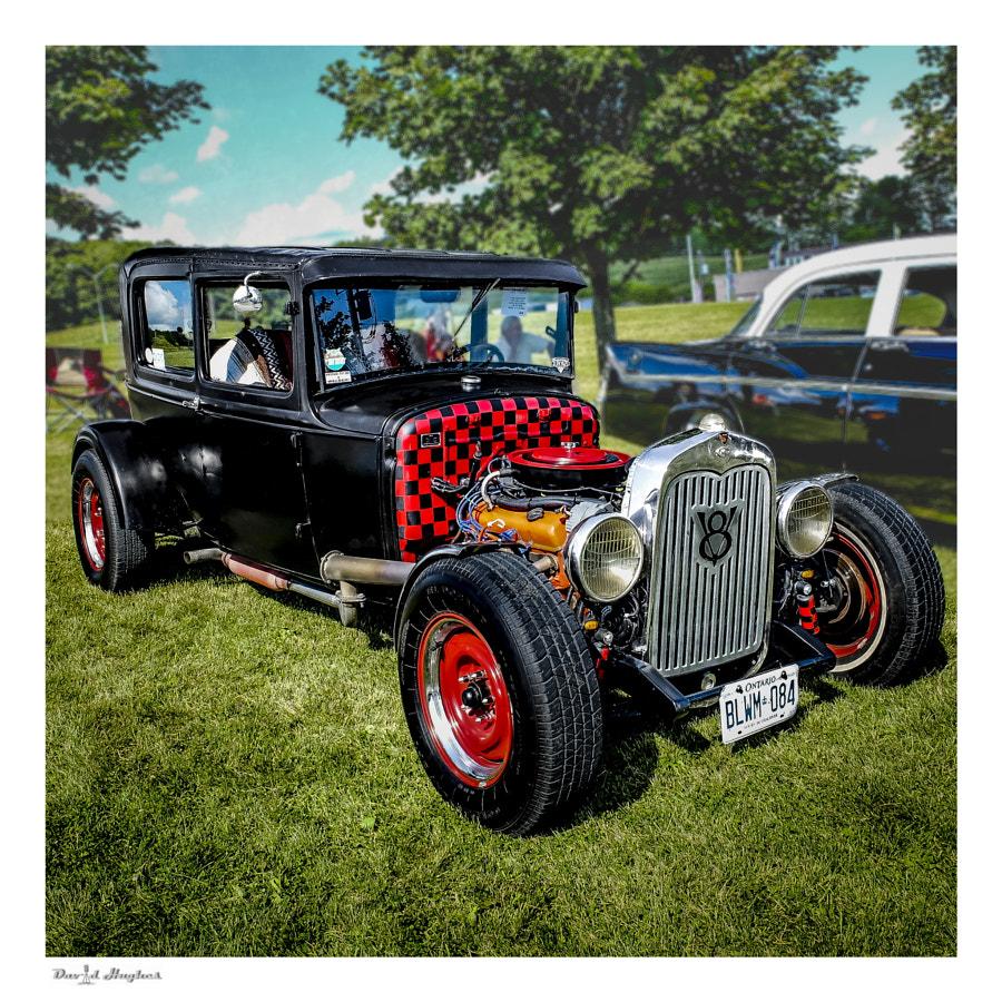 Ford V8 Ratrod 1