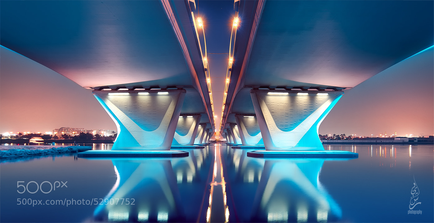 Photograph The Bridge by Rachid Benhrimida on 500px