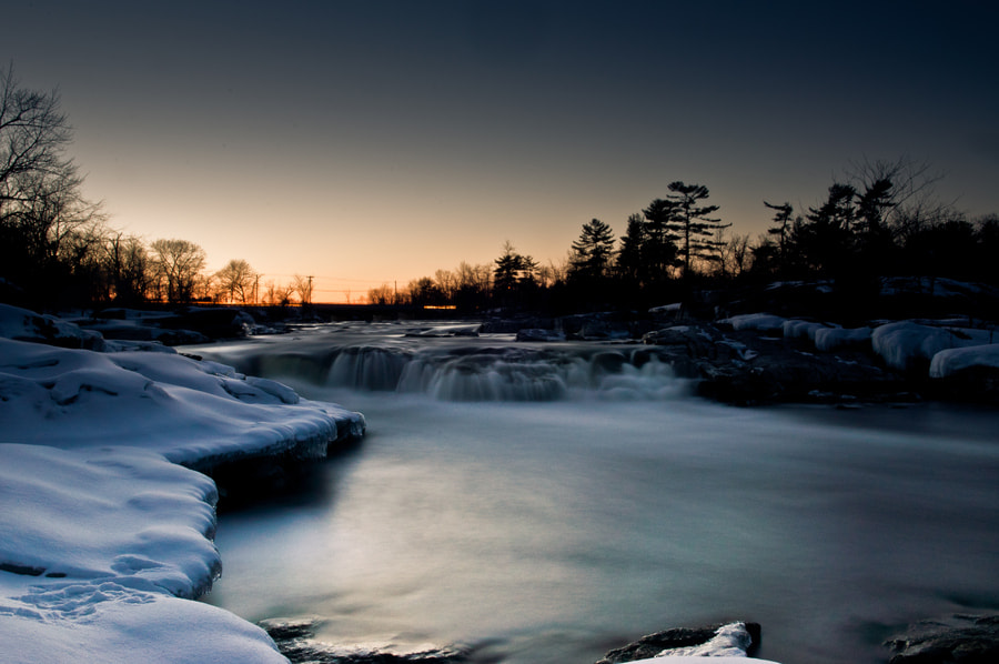 Photograph Burleigh Falls by Riley Found on 500px