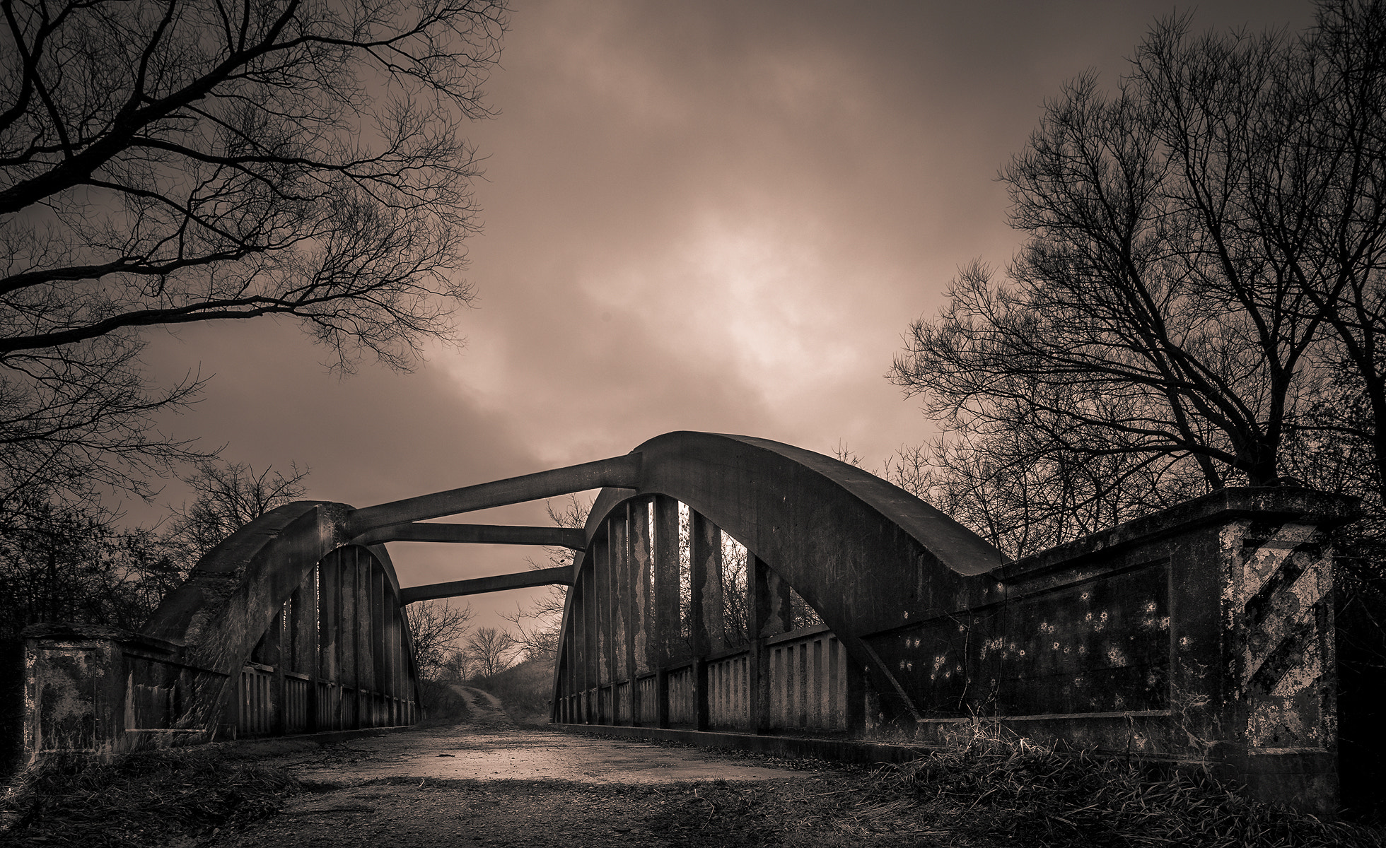 Photograph The Final Bridge by Peter FK on 500px