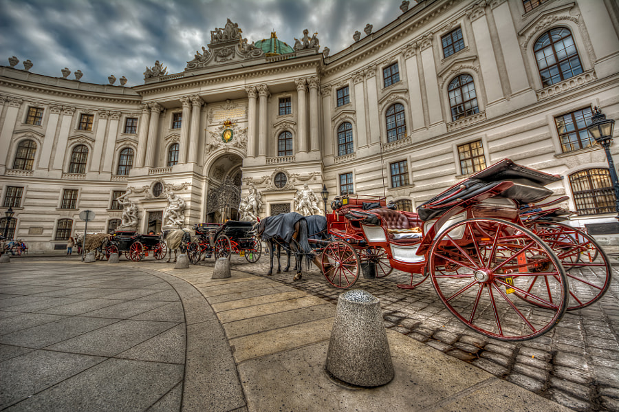 Hofburg Palace 2, Vienna... by Hakki Dogan on 500px.com