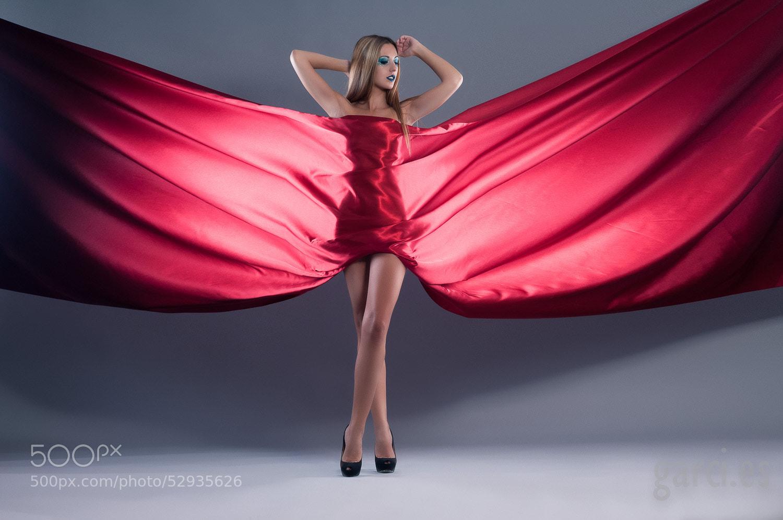 Photograph Red Satin by Antonio García on 500px
